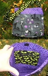Nightmare Before Christmas Bag - Sold by Ty-Chou