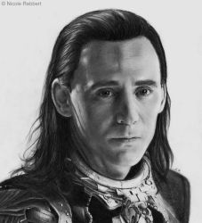 Loki - You'll never see her again by Quelchii
