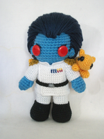 thrawn miniplush for vcyphir by MasterPlanner