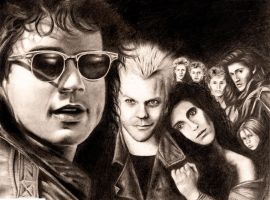 The Lost Boys by dreerose