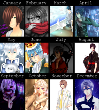 2014 Art Summary by K31T0