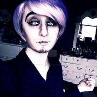 Purple Guy Cosplay: YOU CAN'T SAVE THEM by Heartwork-Circus