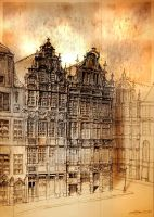 Grand' Place by kukimanster
