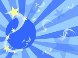 Blues and Stars by Centauri54