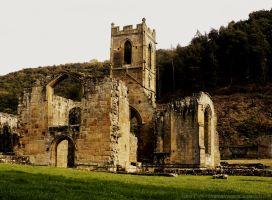 Mount Grace Priory by dramaticpeanut