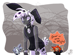 Happy Easter - Show us some Wiggles by JB-Pawstep