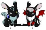 Adopts: More Bunnies! [Closed] by GypsySoulx