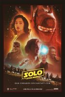 SOLO: A Star Wars Story by dan-zhbanov