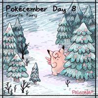 Pokecember Day 8