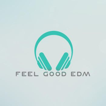 Feel Good EDM logo design by dendoona