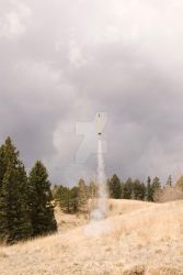 Rocket Launch by COphotog