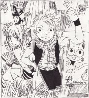 Fairy Tail by sofio5