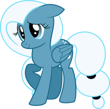Snowbelle by digimonlover101