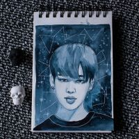 Galaxy Jimin by as-obu