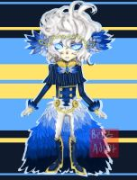Feather Adopt AUCTION (CLOSED) by Belzoot