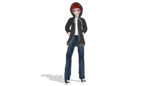 Alec MMD dl V.2 by Creeperless