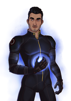 [ME] Kaidan by hes-per-ides