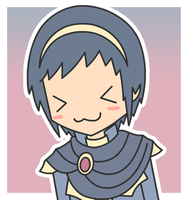 Marth by BrownKirby
