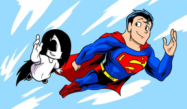 Happy 80th, Superman by OUTCASTComix