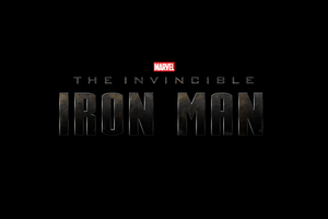 Marvel's THE INVINCIBLE IRON MAN - LOGO by MrSteiners