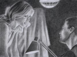 Oliver and Felicity by Knits-Fire