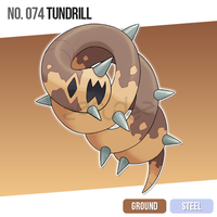 074 Tundrill by zerudez