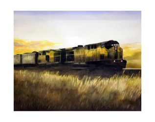 Train by falconcentral67