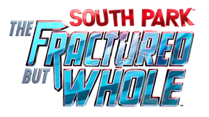 South Park - The Fractured But Whole logo by RedPegasus237
