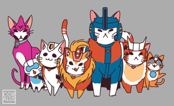 MTMTE: More than meets the Meow! by c0ralus