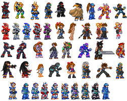 Super Sprite Works Go by HunterFusion