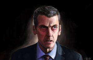 Malcolm Hamish McDeath :: The thick of it by MrBorsch