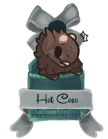 December 8 - Hot Coco JR (teaser Chibi) by Thalliumfire