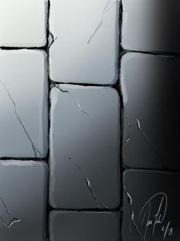 Texture: Stone Formation by Indistict