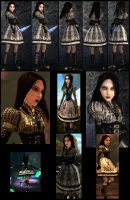 Alice 2_steamdress white-trauma-skin by Cerberus071984
