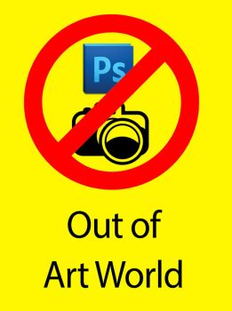 out of art world by isa474