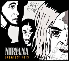 Nirvana Greatest Hits by biel12