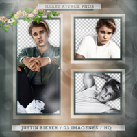 Justin Bieber|Pack Png by Heart-Attack-Png