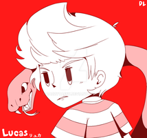 Lucas Doodle by Razzytaffy