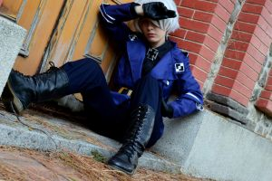 Lost cause- Prussia cosplay by Voldiesama