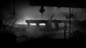 Desolated - Limbo-style wallpaper by black-cat16