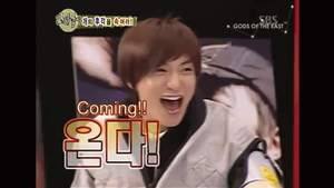 Leeteuk Being Adorkable Gif by SungminHiroto