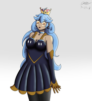 Bomb-ombette by GtsMayCry7