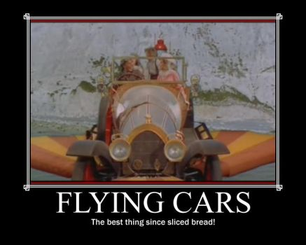 Chitty Chitty Bang Bang by BenJJedi