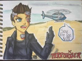 Gender Swap Terroriser by iBunniee