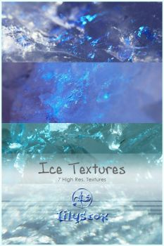 Ice Texture Pack by Lilyas