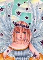 ACEO Spread your wings by Anako-Kitsune