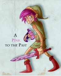 A Pink to the Past by Furui-Raion