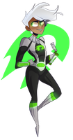 - Danny Phantom - by Elemental-FA