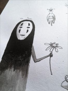 .No face. by cute-MuMie