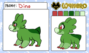 Dino | unapproved by 2souledfreak